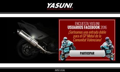 YASUNI EXHAUST